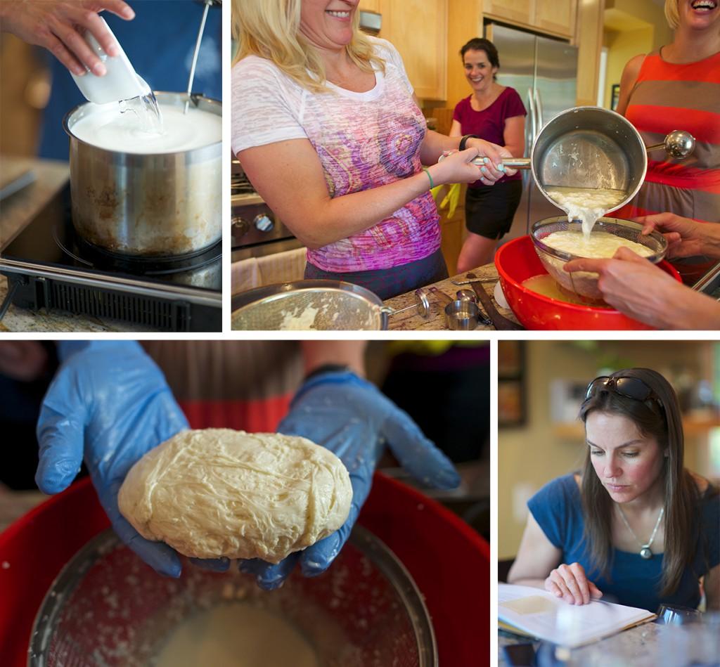 Cheese making pt 1