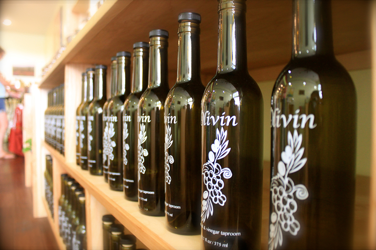 Olivin Olive Oil & Vinegar Taproom
