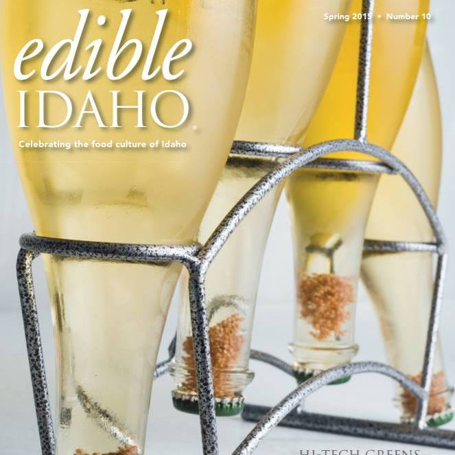 Fizzy Rizza Edible Idaho
