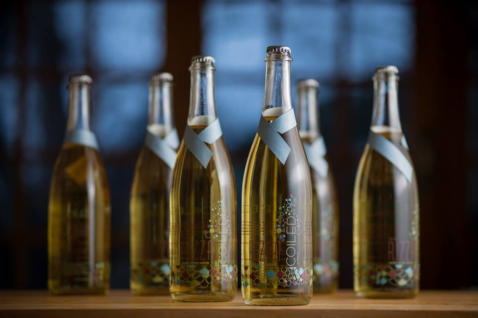 Fizzy Rizza bottle shots