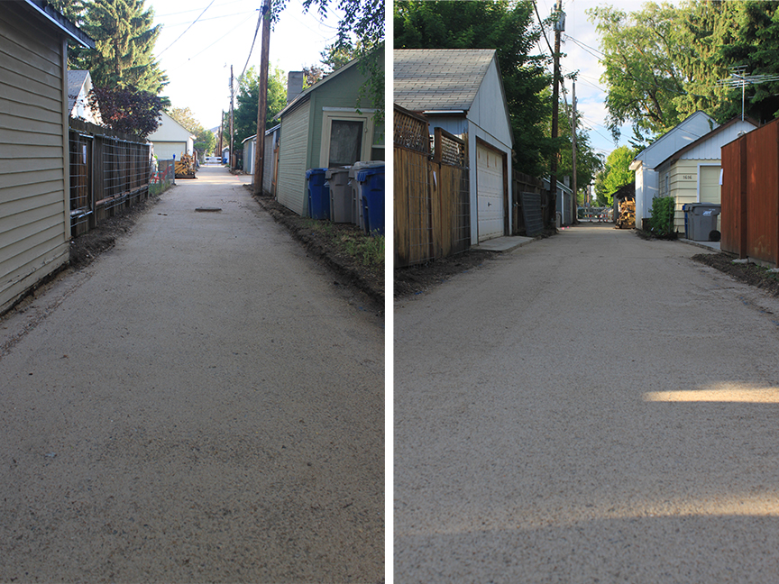 alley-prepped