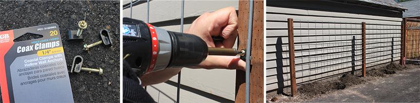 DIY Freestanding Trellis | Bistro OneSix
