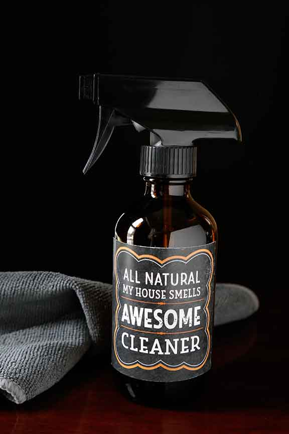 DIY All-Purpose Cleaner | Bistro OneSix