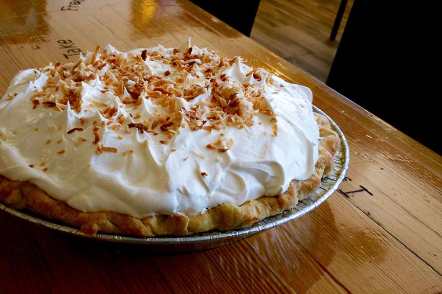 Owyhee Restaurant – Cream Pie