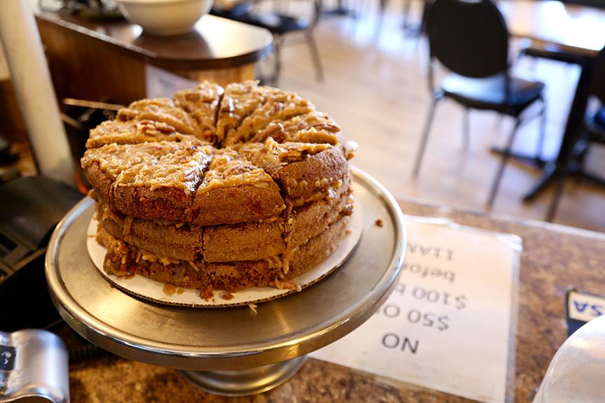 Owyhee Restaurant – German Chocolate Cake