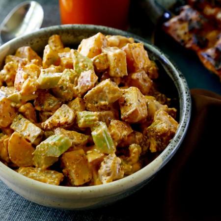 Buffalo Potato Salad | Bistro OneSix