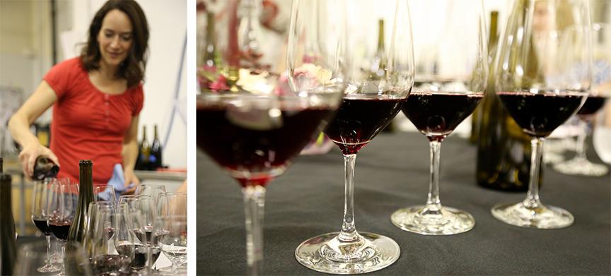 Cinder Wine Blending Seminar