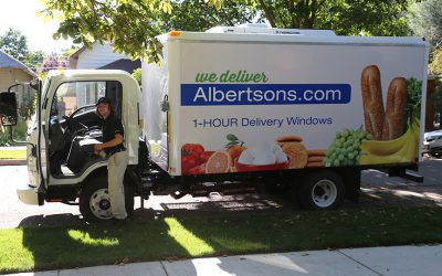 albertsons grocery delivery
