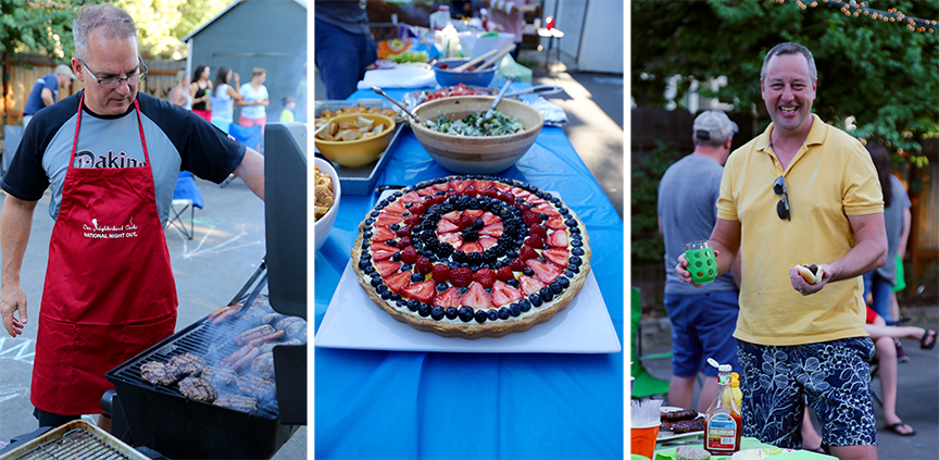 National Night Out - BBQ