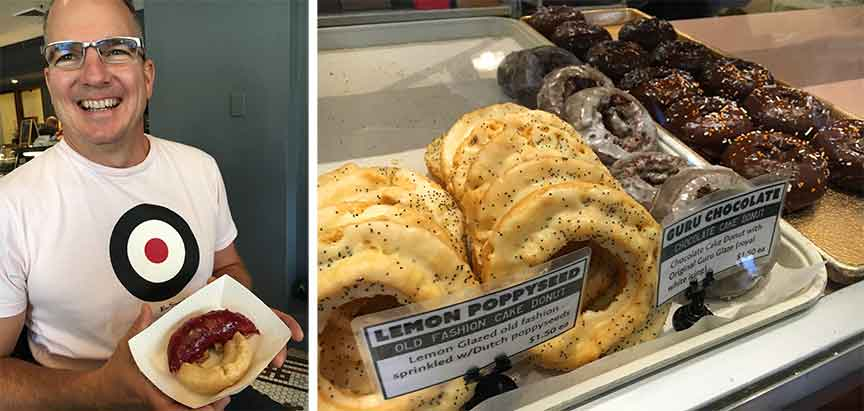 Indulge Boise Food Tours – Guru Donuts