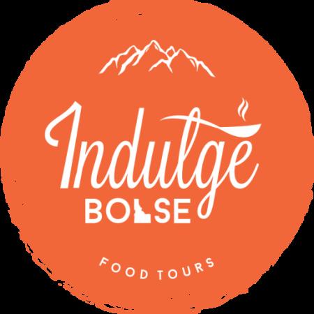 Indulge Boise Food Tours logo